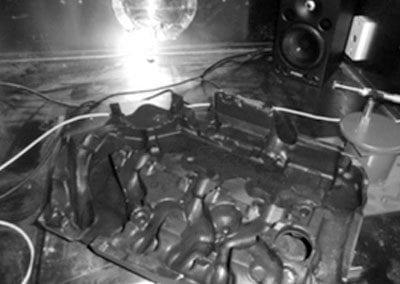 Caracterització acústica de peces d'automoció
